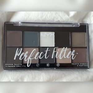 NYX Perfect Filter palette